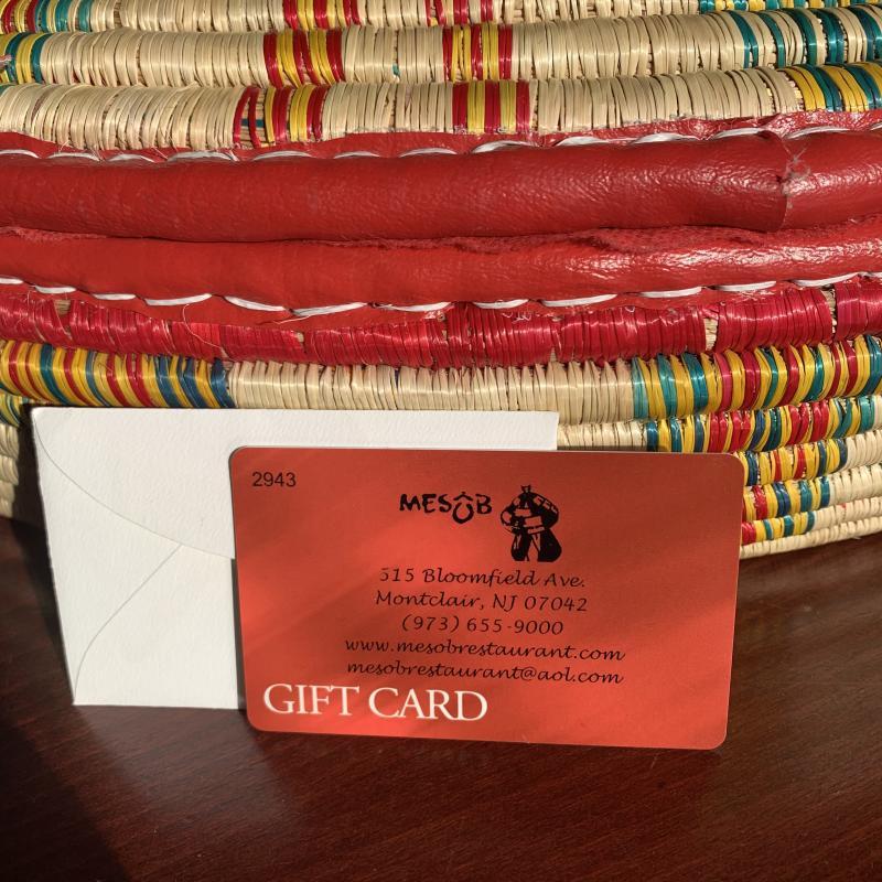 Mesob Gift Cards