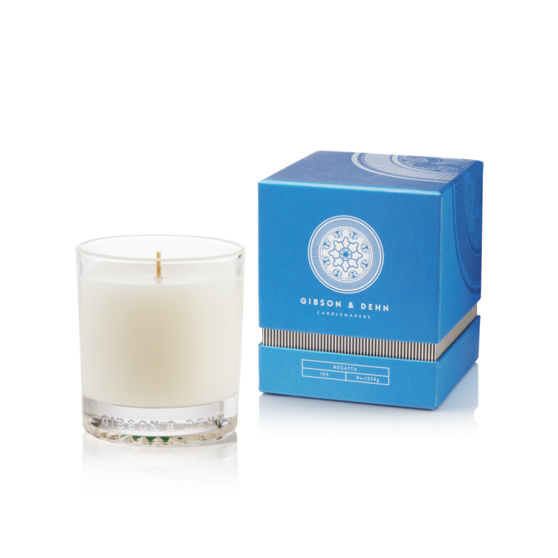 Coastline Candle by Gibson & Dehn