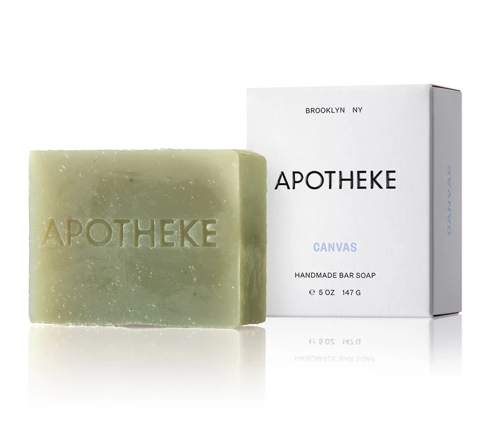 Apotheke Canvas Bar Soap