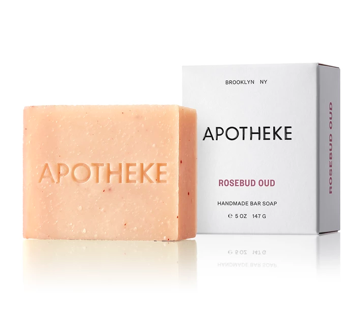 Apotheke Rosebud Oud Bar Soap