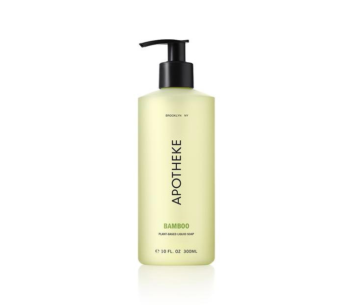 Apotheke Bamboo Liquid Soap