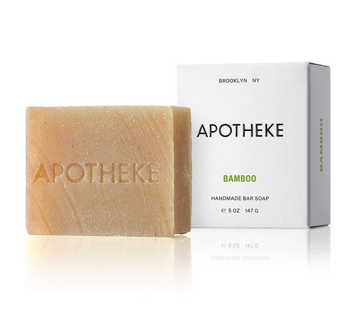 Apotheke Bamboo Bar Soap