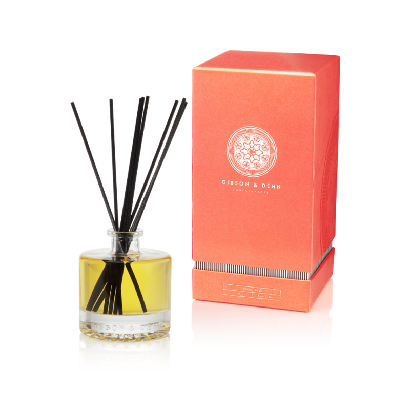 Rhubarb & Quince Diffuser by Gibson & Dehn