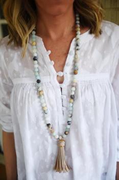 Tybee Island Necklace