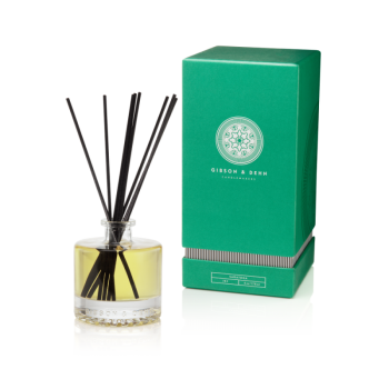 White Tea & Cedar Diffuser by Gibson & Dehn