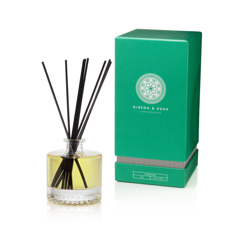 White Tea & Cedar Diffuser by Gibson & Dehn