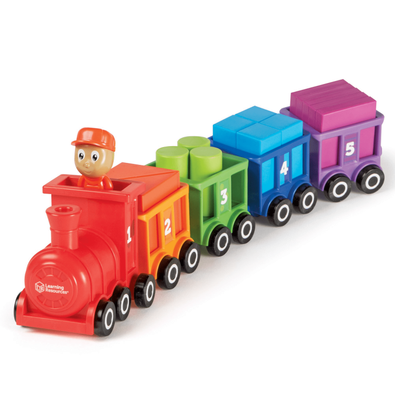 Count & Color Choo Choo