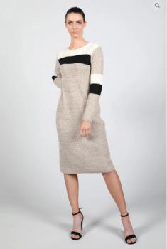 Sweater Maxi