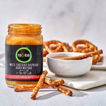 White Chocolate Raspberry Honey Mustard