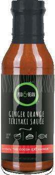 Ginger Orange Teriyaki Sauce