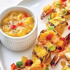 Roasted Pineapple and Pepper Chutney