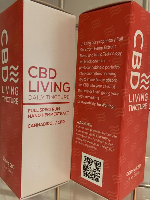 CBD Living Tincture