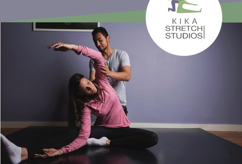 Single KIKA METHOD Assisted Stretch