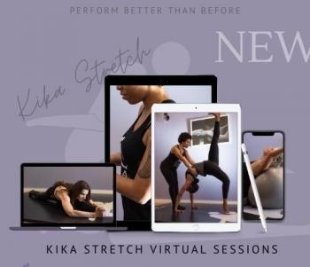 Virtual Group Stretches