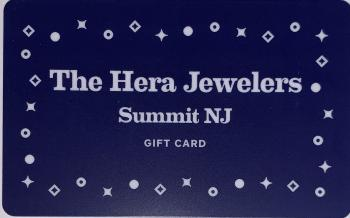 The Hera Jewelers Gift Card