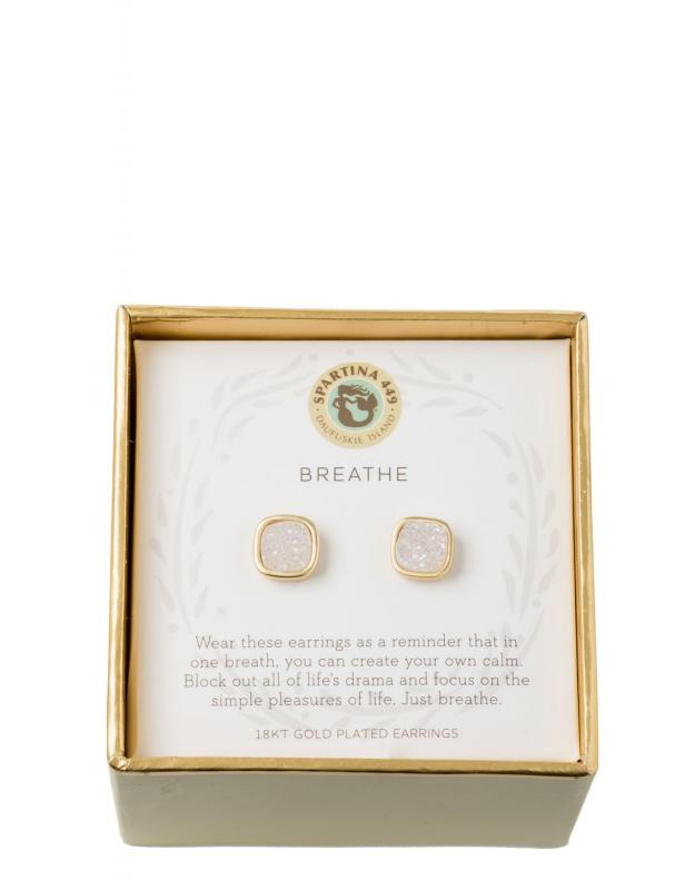 Spartina 449 Stud Earrings - Breathe