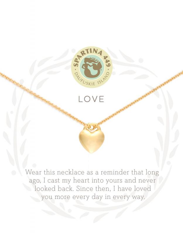 Spartina 449 Necklace - Love