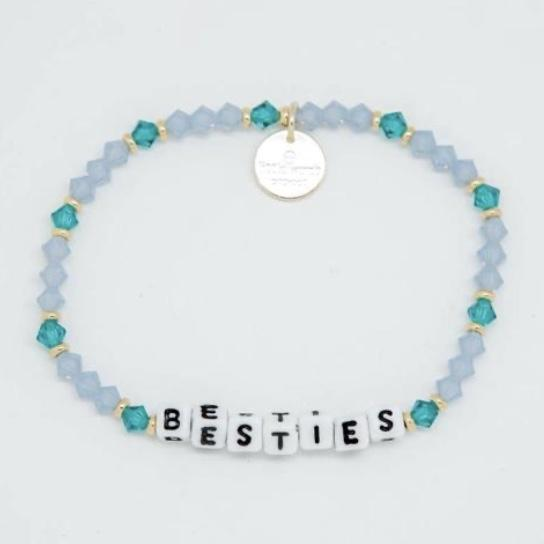 Little Words Project Bracelet - Besties
