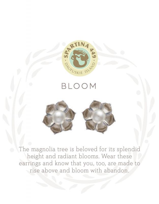 Spartina 449 Stud Earrings - Bloom