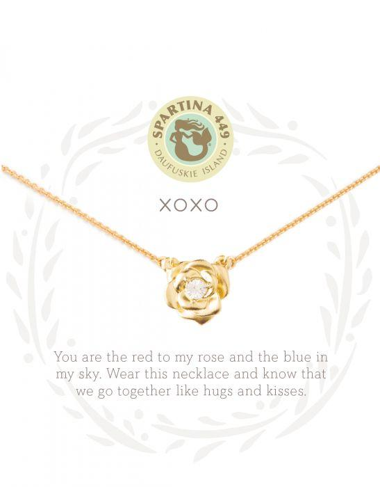 Spartina 449 Necklace - XOXO