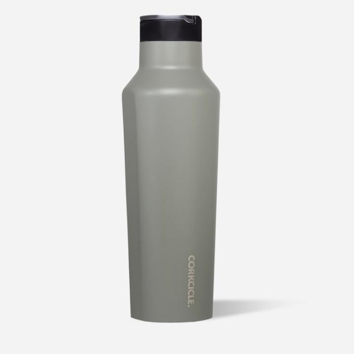 Corkcicle Sport Canteen Tactical Grey 20/40 oz