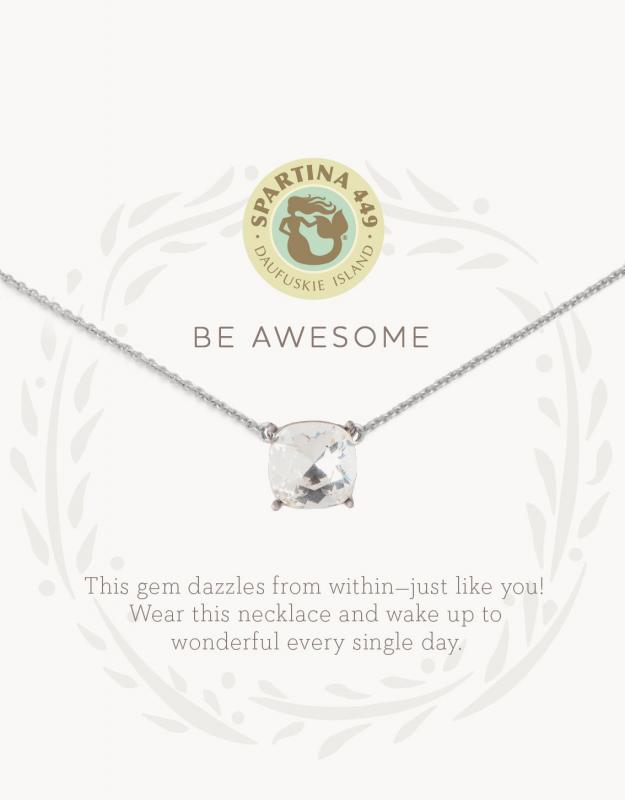 Spartina 449 Necklace - Be Awesome