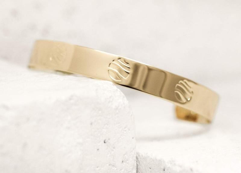 Pieces of Me Cuff Bracelet - Easy Going