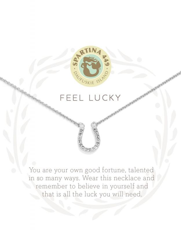 Spartina 449 Necklace - Feel Lucky