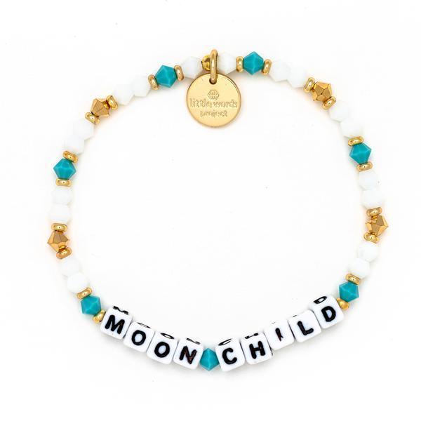 Little Words Project Bracelet - Moon Child