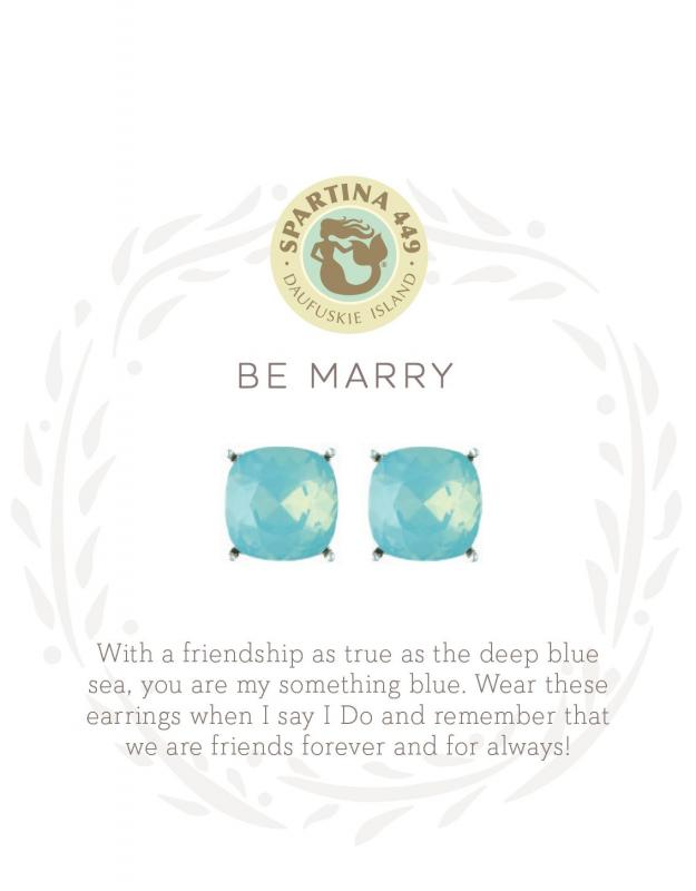 Spartina 449 Stud Earrings - Be Marry