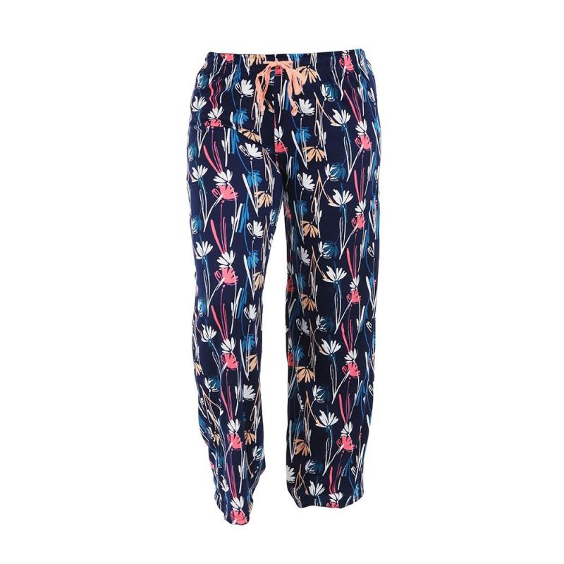 Hello Mello Pajama Pants - Twilight Meadow