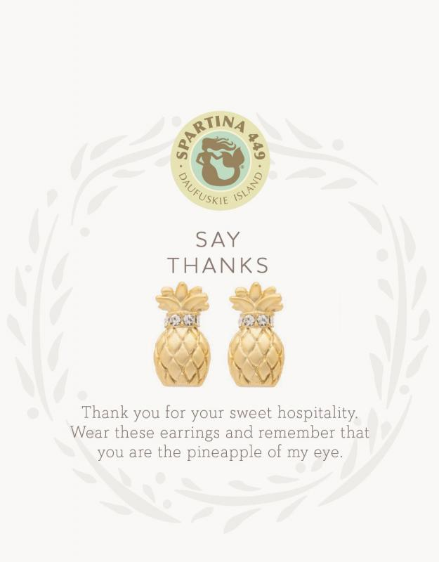 Spartina 449 Stud Earrings - Say Thanks
