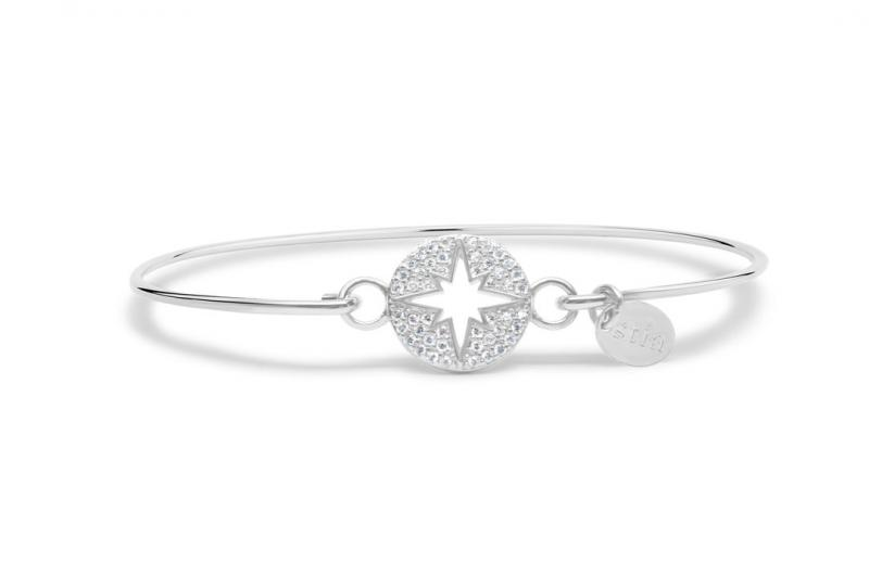 Stia Pavé Icon Bracelet North Star