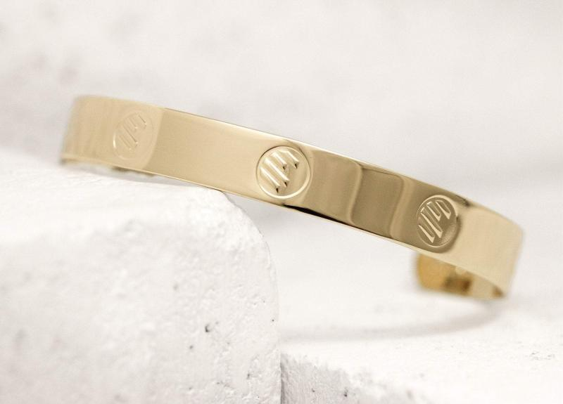 Pieces of Me Cuff Bracelet - Athletic