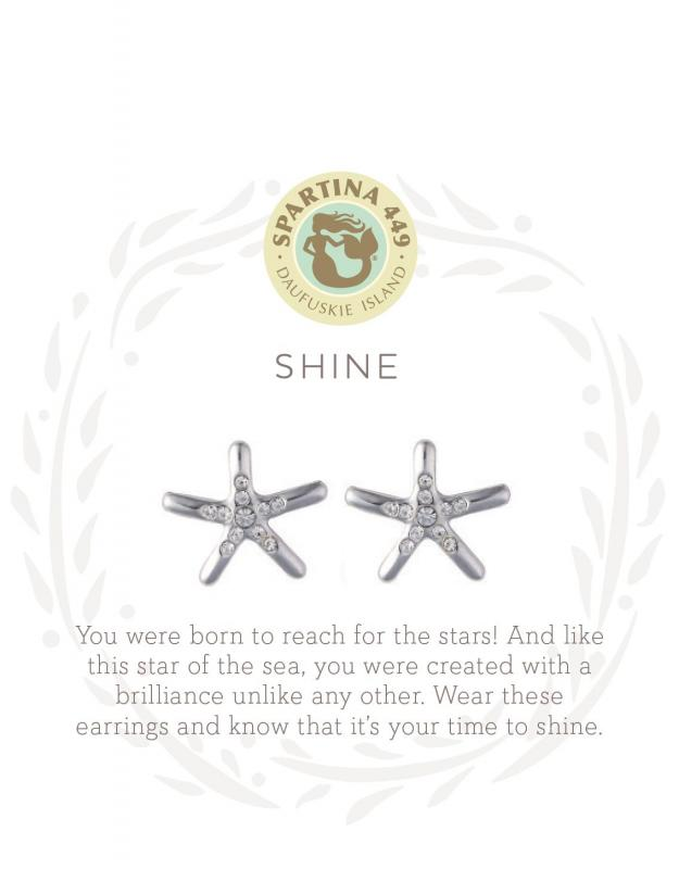 Spartina 449 Stud Earrings - Shine