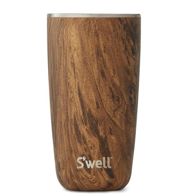 S'well Insulated Tumbler Cup - Teakwood
