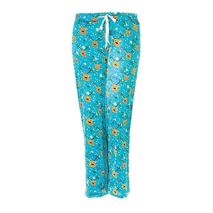 Hello Mello Reindeer Christmas Lounge Pants