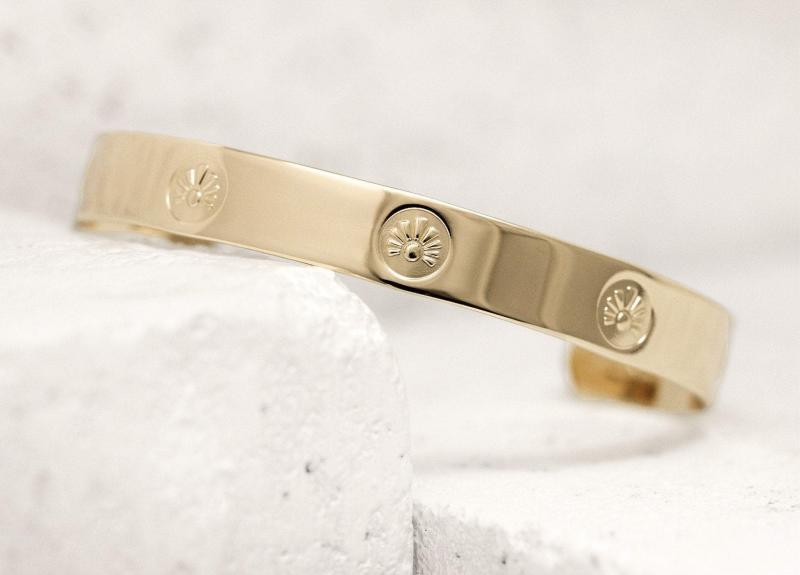 Pieces of Me Cuff Bracelet - Intelligent