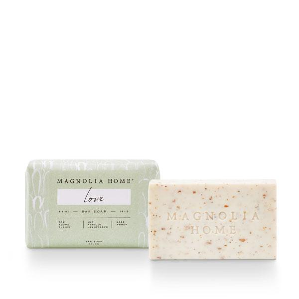 Magnolia Home Bar Soap - Love