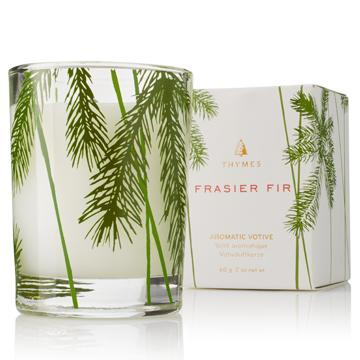 Thymes Frasier Fir Votive Candle