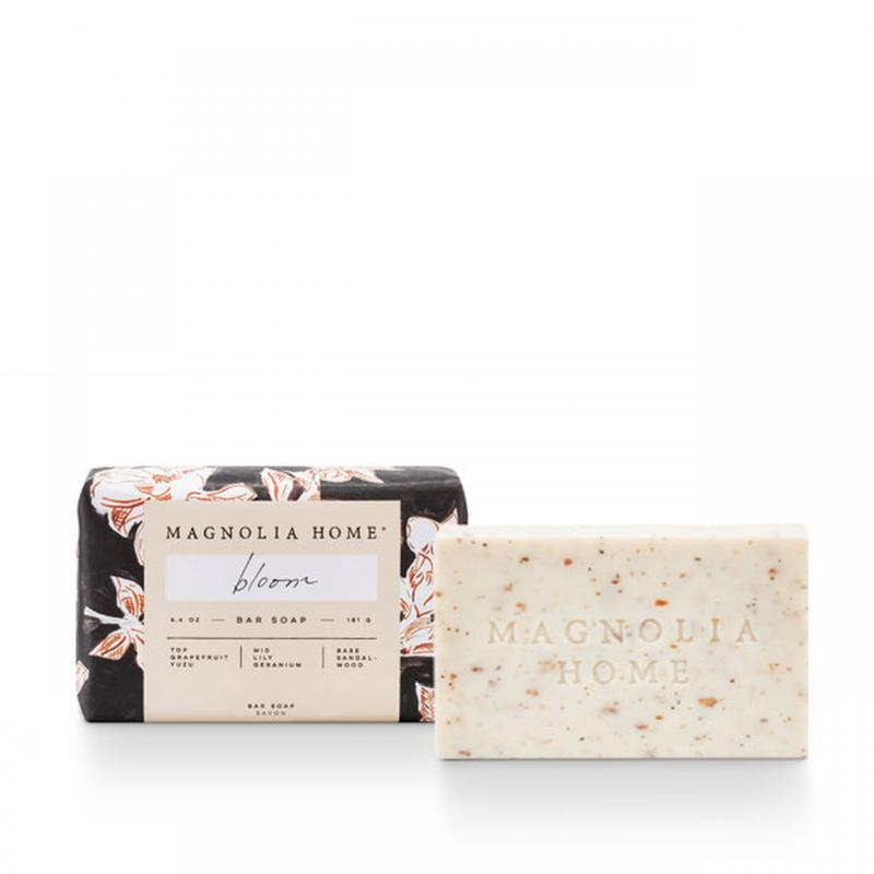 Magnolia Home Bar Soap - Bloom