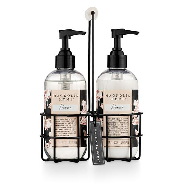 Magnolia Home Soap and Lotion Set - Bloom