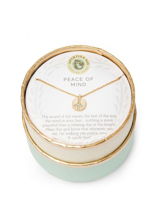 Spartina 449 Necklace - Peace Of Mind