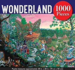 Wonderland Jigsaw Puzzle