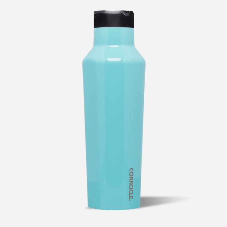 Corkcicle Sport Canteen Turquoise 20/40 oz