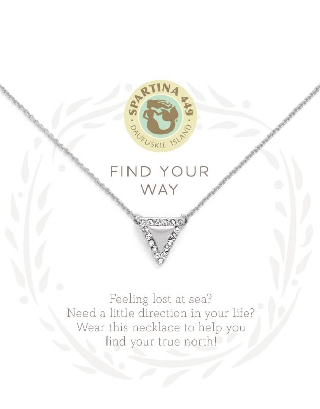 Spartina 449 Necklace - Find Your Way
