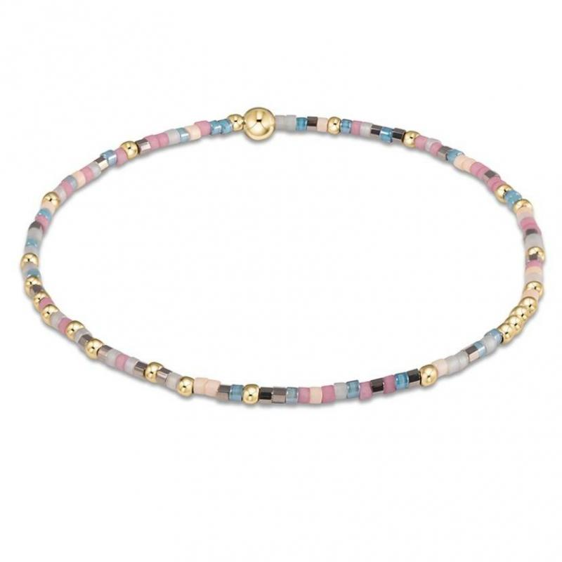 ewnewton Beaded Bracelet - Sweater Weather