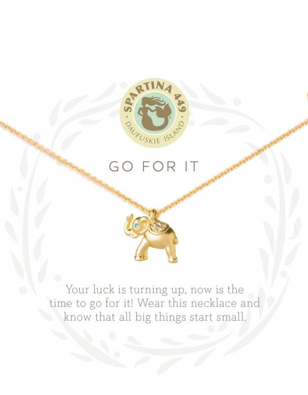 Spartina 449 Necklace - Go For It