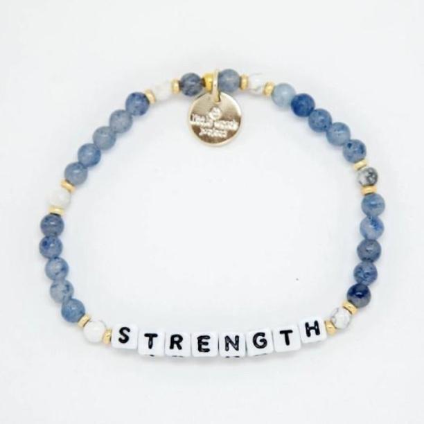 Little Words Project Bracelet - Strength