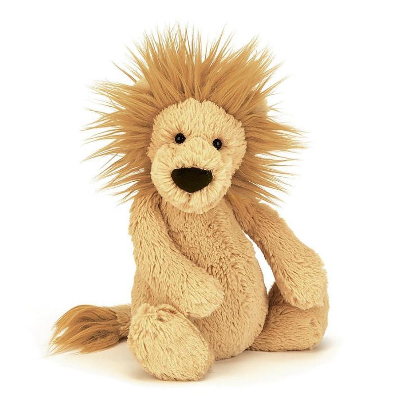 Bashful Lion - Medium